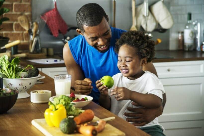 Eet jezelf gelukkig voeding