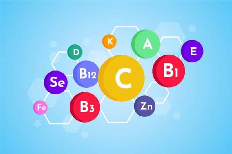 Vitaminen en mineralen informatie